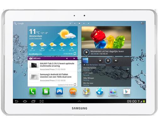 Galaxy Tab 2 10.1 P5100 reparatie