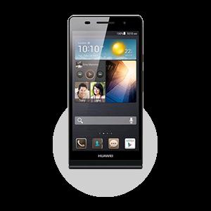 Huawei Ascend P6 reparatie