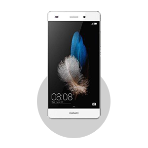 Huawei Ascend P8 reparatie