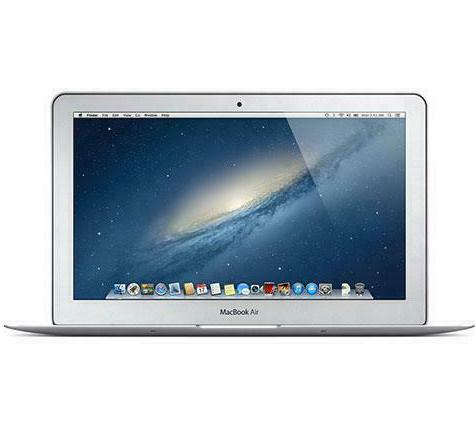MacBook Air 11 inch A1465 reparatie