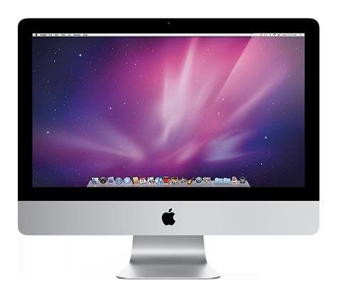 iMac 24 inch A1225 reparatie